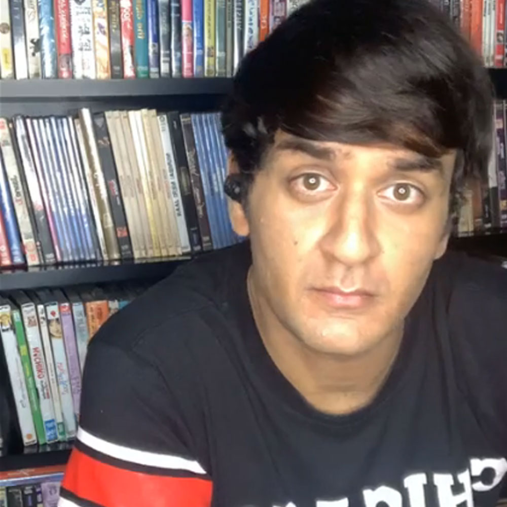 Vikas Gupta called a troller named Vansh who made derogatory video