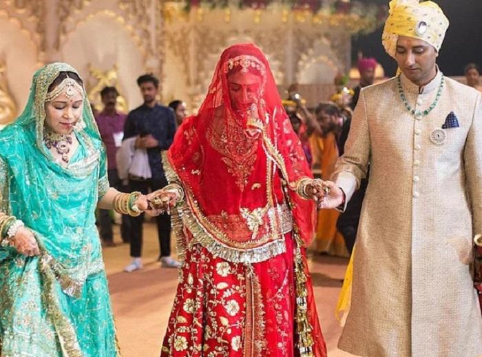 Mohena Kumari wedding pics
