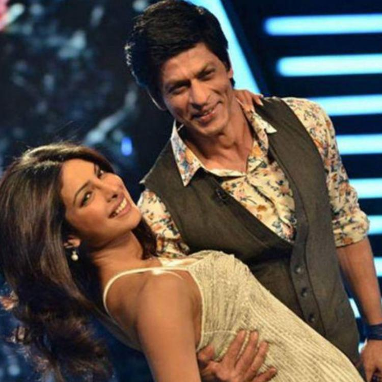 Shah Rukh Khan- Priyanka Chopra