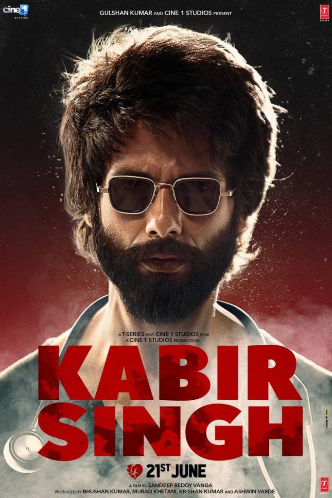 Bollywood film Kabir Singh