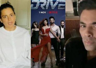 Kangana Ranaut Blames Karan Johar for Sushant Singh Rajput career