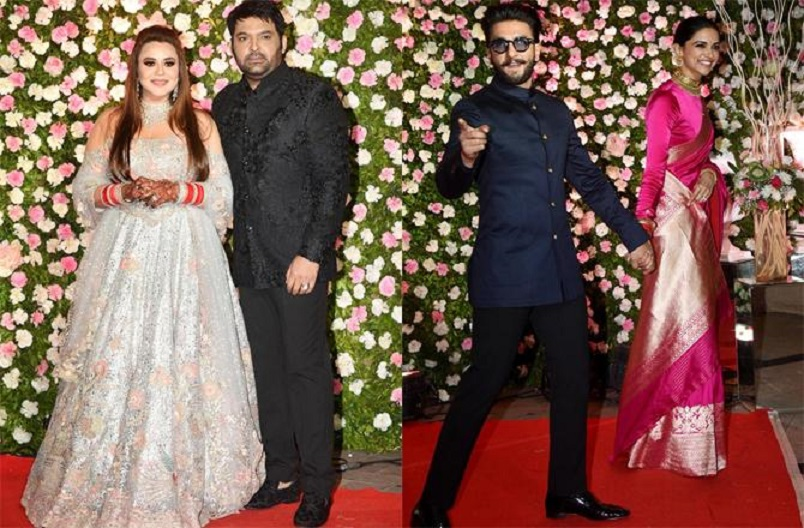 Kapil Sharma Felt Humiliated By Ranveer Singh At His Wedding With Deepika Padukone