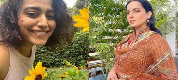 Swara Bhasker and Kangana ranaut