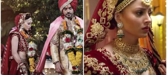 Urvashi Rautela and Gautam Gulati wedding photo