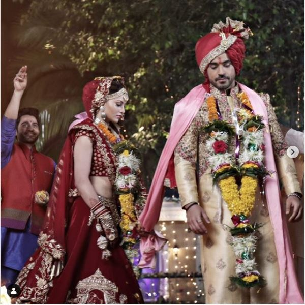 Urvashi Rautela and Gautam Gulati wedding