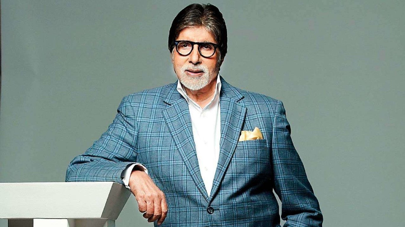 Amitabh Bachchan is the most followed Indian actor on Twitter