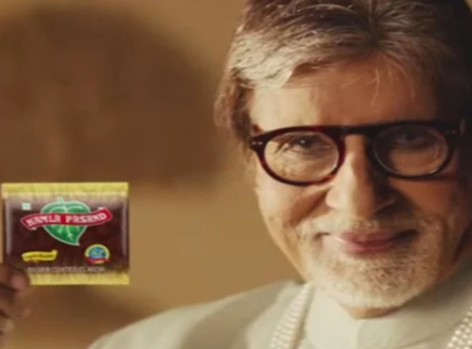 """Amitabh Bachchan trolled for advertising Kamala Pasand Pan Masala, fans – """"Why did you need to do this?"""" -"""